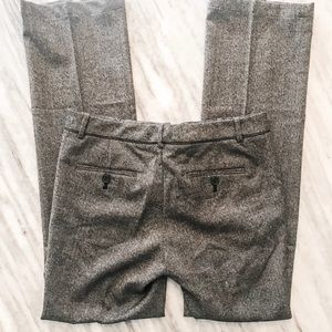{Zara} Dressy Straight Cut Pants